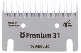 Schermesser-Set Premium, Rind / Pferd, 31/15 Zähne