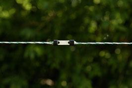 Litzenverbinder Litzclip® für Litze bis Ø 3 mm - 5 Stück