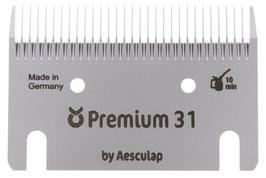 Schermesser-Set Premium, Rind / Pferd 31/23 Zähne