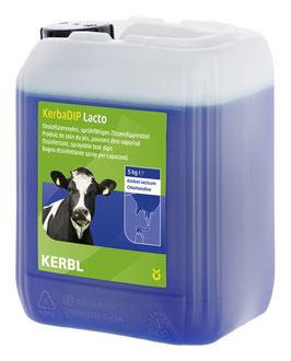 KerbaDip Lacto * Desinfizierendes, sprühfähiges Zitzendippmittel