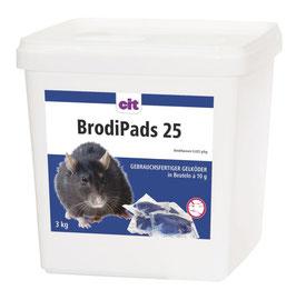 BrodiPads 25 * - 3kg