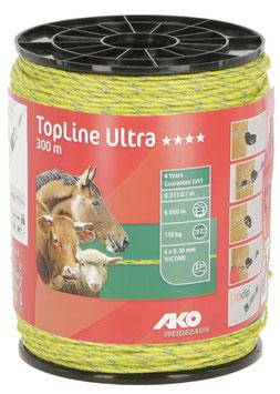 TopLine Ultra Weidezaunlitze - 300m