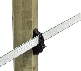 Premium Klemmisolator Flexibel als Streckenisolator und Bandspanner einsetzbar!