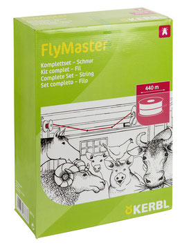 Stallfliegenfänger FlyMaster Schnur