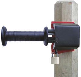 Gate Lock Das abschließbare Torsystem