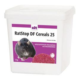 RatStop DF Cereal 25 * - 3kg