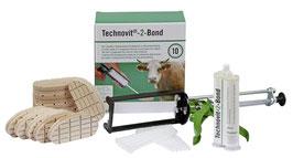 Starterset - Technovit-2-Bond Der schnelle 2-Komponenten-PU-Klebstoff zur Klauenbehandlung!