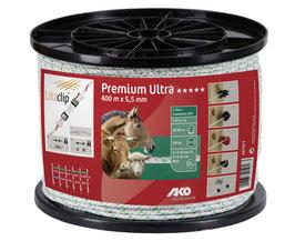 Premium Ultra Weidezaunseil - 400m - 5,50mm