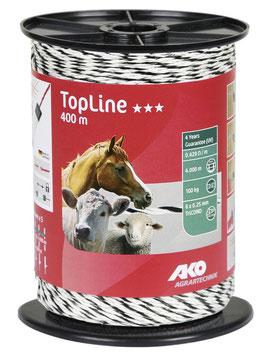 TopLine Weidezaunlitze - 400m