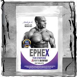 1x EPHEX - 250 TABS