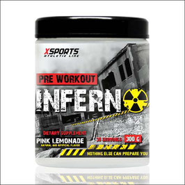 INFERNO PRE-WORKOUT