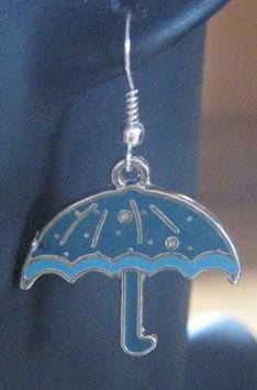 Regenschirm-Ohrringe