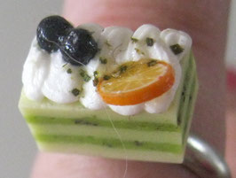 Orangenschnitten-Ring
