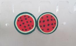 Melonen-Ohrstecker