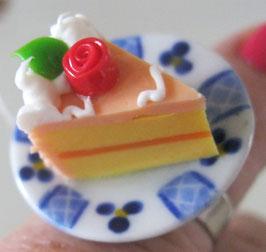 Orangentorten-Ring