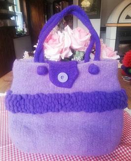 Violette Tasche