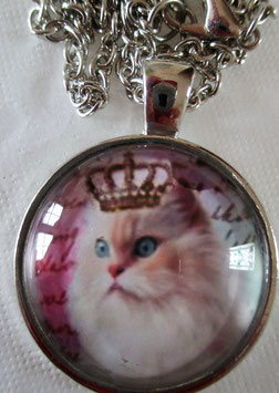 "Kette ""Katzen-Prinzessin"""