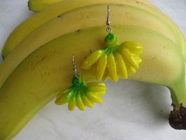 Bananen-Ohrringe