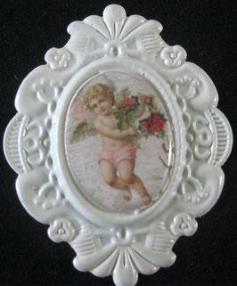 Vintage-Brosche Engerl