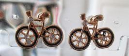 Fahrrad-Ohrstecker