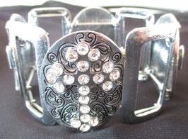 """Metall-Armband """"Kreuz"""""""