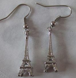 Eiffelturm-Ohrringe