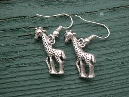 Giraffen-Ohrringe