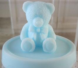 Seife blauer Bär