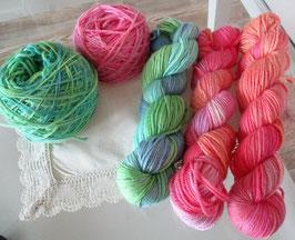 Baby-Alpaka-Wolle