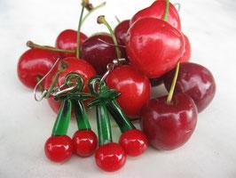 Kirschen-Ohrringe