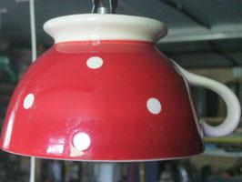 Polkadot-Lampe