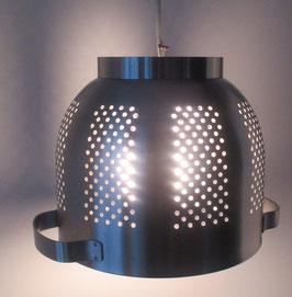 Große Küchensieb-Lampe
