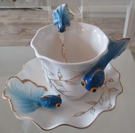 Fisch-Tassen-Set