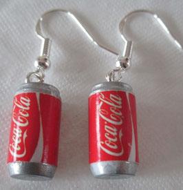 Cola-Ohrringe