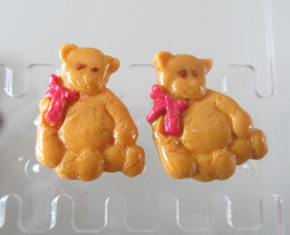 Teddy-Ohrstecker
