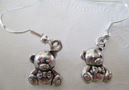 Kleine Bären-Ohrringe