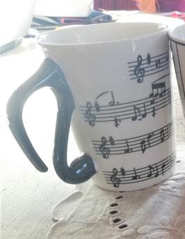 Musikalisches Kaffeehäferl