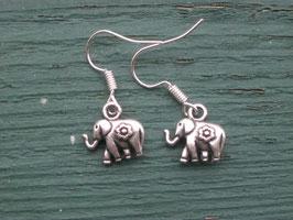 Elefanten-Ohrringe klein