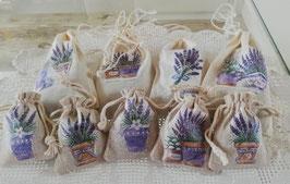 Lavendelsäckchen klein