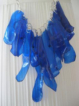 Bottle-Kette blau
