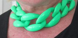 Grüne Acryl-Kette