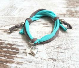 Armband ★Bohemian★ Blue Elody