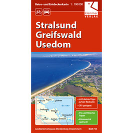 704 | Stralsund, Greifswald, Usedom