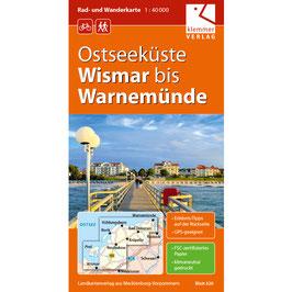 620 | Ostseeküste Wismar bis Warnemünde