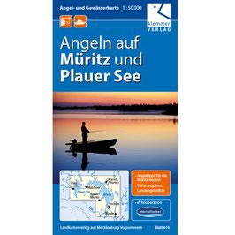 410 | Angeln auf Müritz und Plauer See