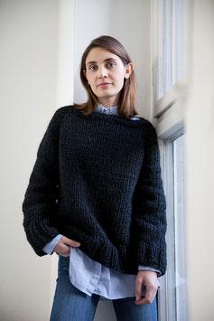 Raglan-Pullover stricken