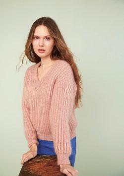 Strickset SAGA Pullover