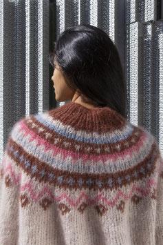 Norweger Pullover stricken
