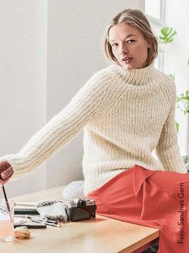 Strickset Begavet Pullover