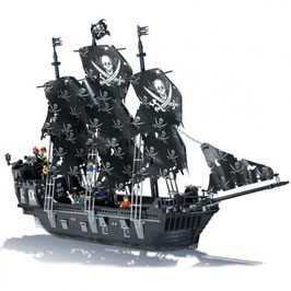 Piratenschiff Black Pearl